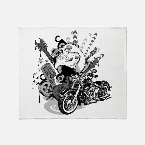 Rock & Ride the skull