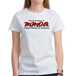 Mean Moms of America Women's T-Shirt