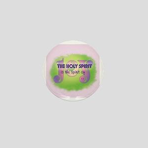 ACIM-Holy Spirit is... Joy Mini Button