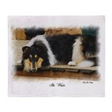 Rough collie Home Decor