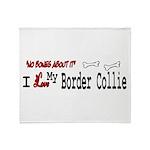 NB_Border Collie Throw Blanket
