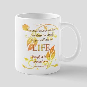 ACIM-See Life Mug