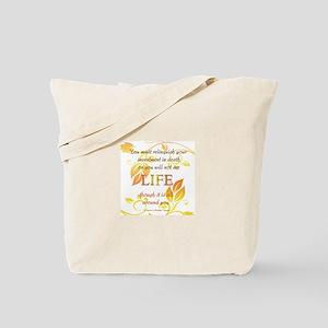 ACIM-See Life Tote Bag