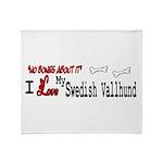 NB_Swedish Vallhund Throw Blanket
