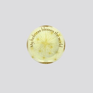 ACIM-My Holiness Mini Button