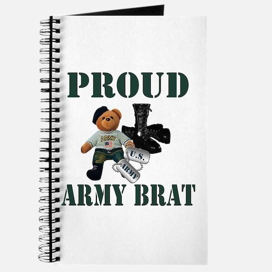 Army Brat (Boy) Journal