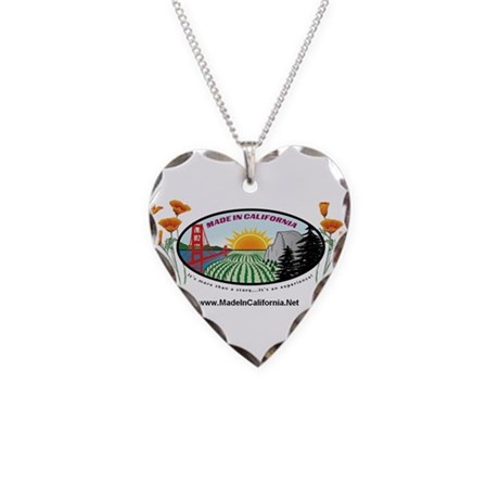 product name Necklace Heart Charm