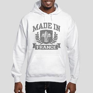 Made In France Hooded Sweatshirt