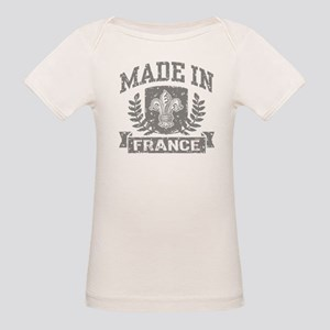 Made In France Organic Baby T-Shirt