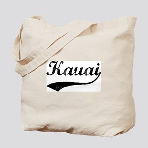 Vintage Kauai Tote Bag