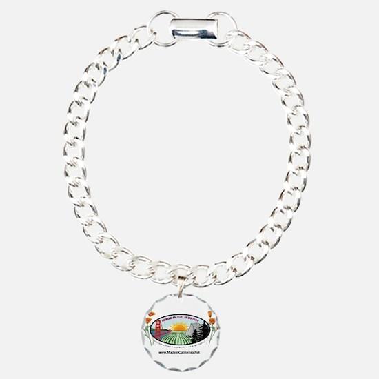 Cute Made in california Bracelet
