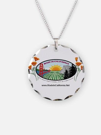 Unique Made in california Necklace