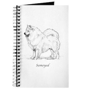 Samoyed Dog Notebooks Cafepress