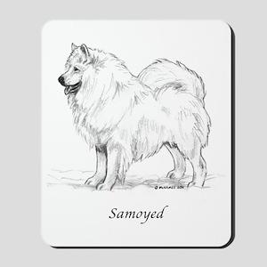 Samoyed Mousepad