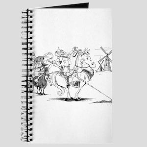 Don Quixote Journal