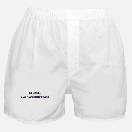 one GIANT loss Boxer Shorts