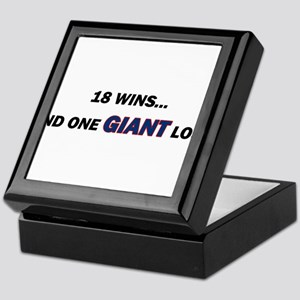 One Giant Loss Keepsake Box