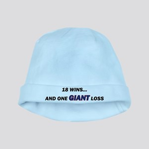 one GIANT loss baby hat