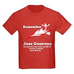 Remember Jose-2 Kids Dark T-Shirt