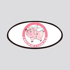 Flying Pig Patches