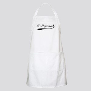 Vintage Hollywood BBQ Apron