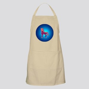 Red horse Apron
