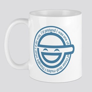 The Laughing Man Mug