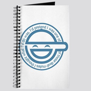 The Laughing Man Journal