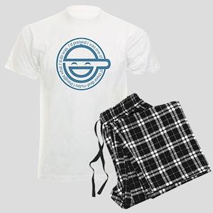 The Laughing Man Men's Light Pajamas