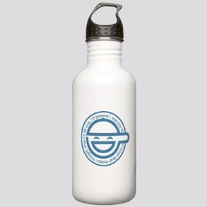 The Laughing Man Stainless Water Bottle 1.0L
