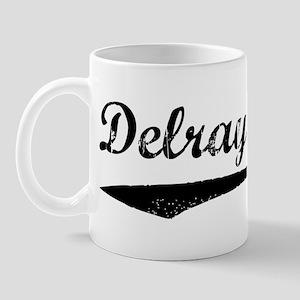Vintage Delray Beach Mug