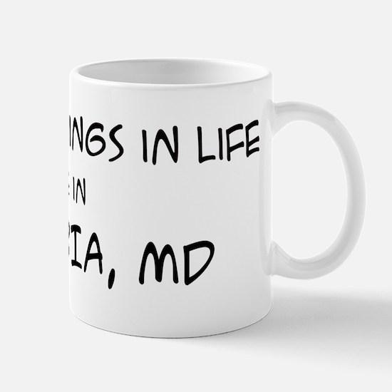 Best Things in Life: Columbia Mug