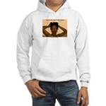 manecoarse.com Hooded Sweatshirt