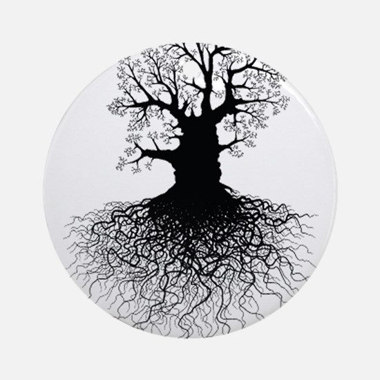Tree of Life Ornament (Round)