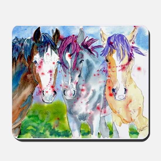 Spring Wind Mousepad