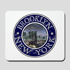 Brooklyn, New York Mousepad