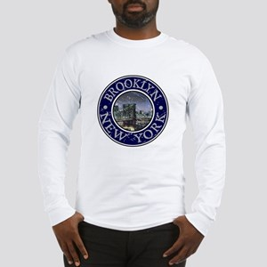 Brooklyn, New York Long Sleeve T-Shirt