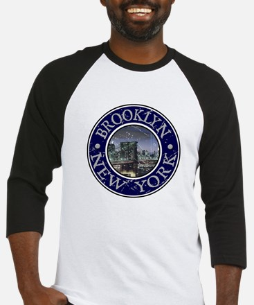Brooklyn, New York Baseball Jersey