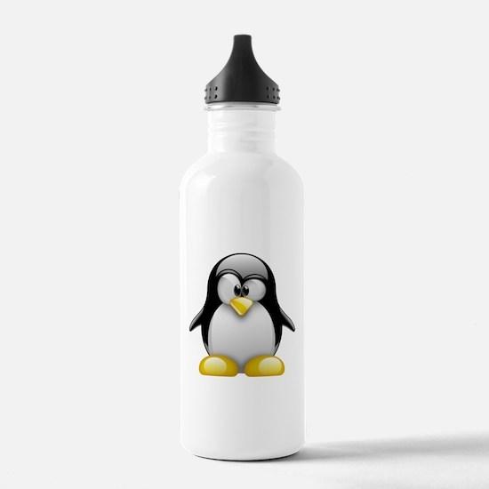 Tux Water Bottle
