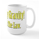 Gravity Large Mug