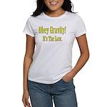 Gravity Women's T-Shirt