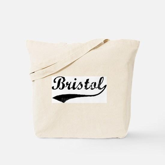 Vintage Bristol Tote Bag
