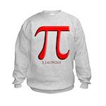 Pi Kids Sweatshirt