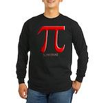 Pi Long Sleeve Dark T-Shirt