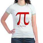 Pi Jr. Ringer T-Shirt