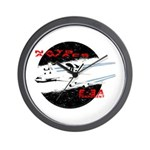 AWACS Wall Clock