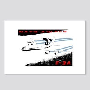 AWACS Postcards (Package of 8)