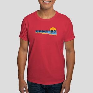 Rehoboth Beach DE - Beach Design Dark T-Shirt