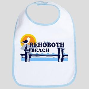 Rehoboth Beach DE - Beach Design Bib