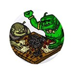 "Trolls role-playing 3.5"" Button"